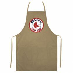 Кольоровий фартух Boston Red Sox