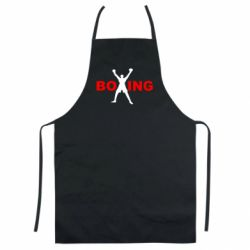 Цветной фартук BoXing X