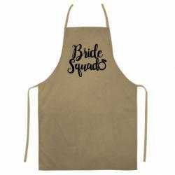 Кольоровий фартух Bride Squad
