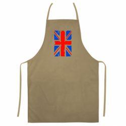 Цветной фартук Британский флаг