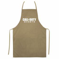 Кольоровий фартух Call of Duty Ghosts логотип