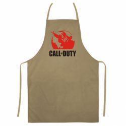 Цветной фартук Call of Duty Logo