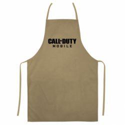 Цветной фартук Call of Duty Mobile