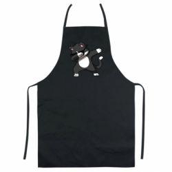Кольоровий фартух Cat SWAG