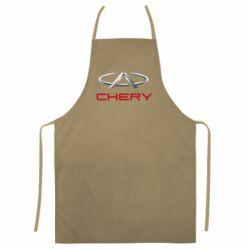 Цветной фартук Chery Logo