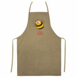 Кольоровий фартух Crazy Bee