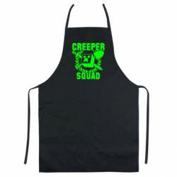 Кольоровий фартух Creeper Squad