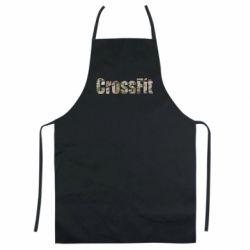 Цветной фартук CrossFit камуфляж