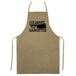 Кольоровий фартух Culinary Gangster