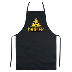 Кольоровий фартух Danger icon