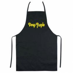 Кольоровий фартух Deep Purple