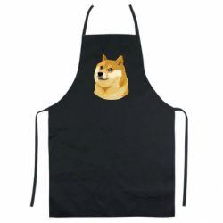 Кольоровий фартух Doge