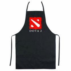 Цветной фартук Dota 2 Big Logo