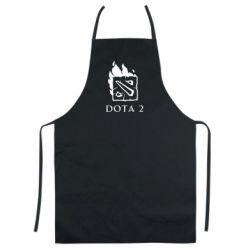 Кольоровий фартух Dota 2 Fire