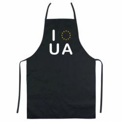 Кольоровий фартух Euro UA