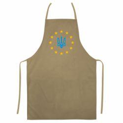 Цветной фартук ЕвроУкраїна