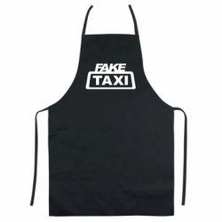 Кольоровий фартух Fake Taxi