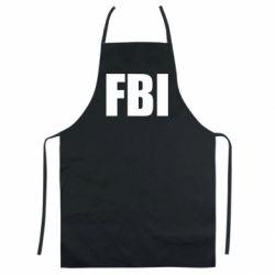 Цветной фартук FBI (ФБР)