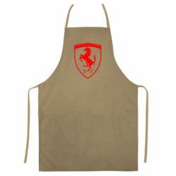 Кольоровий фартух Ferrari horse