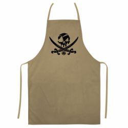 Кольоровий фартух Flag pirate