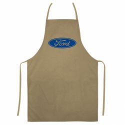 Цветной фартук Ford Logo