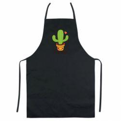 Кольоровий фартух Free Hugs Cactus