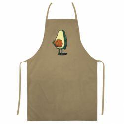 Кольоровий фартухFunny avocado