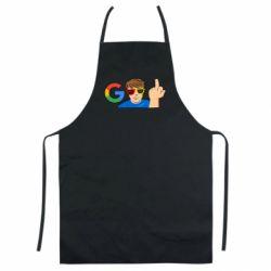 Кольоровий фартух Google guy Fuck You