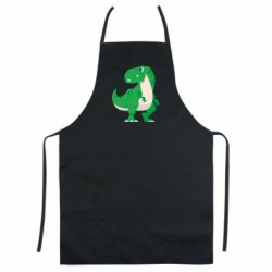 Кольоровий фартух Green little dinosaur