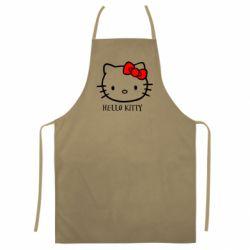 Кольоровий фартух Hello Kitty