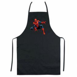 Кольоровий фартух Hero Spiderman