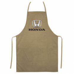 Цветной фартук Honda 3D Logo