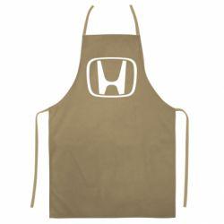 Цветной фартук Honda Logo
