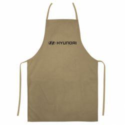 Цветной фартук Hyundai 2