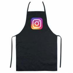 Кольоровий фартух Instagram Logo Gradient