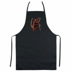 Кольоровий фартух Iron man spider