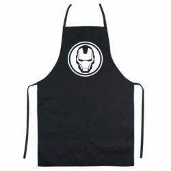 Кольоровий фартух Iron man symbol
