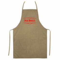 Цветной фартук Jack Daniel's Logo