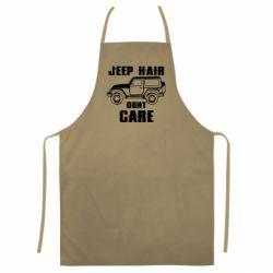 Кольоровий фартух Jeep hair don't care