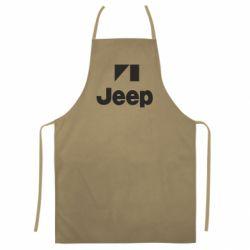 Цветной фартук Jeep Logo