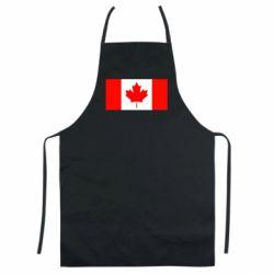 Кольоровий фартух Канада