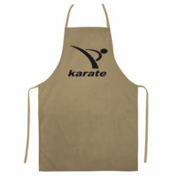 Цветной фартук Karate
