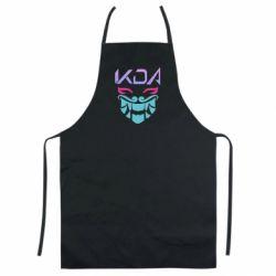 Кольоровий фартух KDA