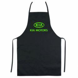 Кольоровий фартух Kia Logo