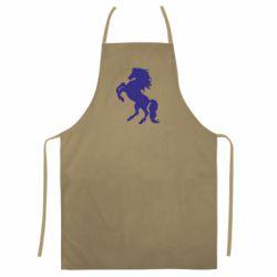 Кольоровий фартух Кінь