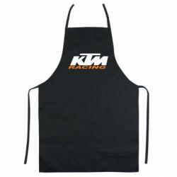 Цветной фартук KTM Racing