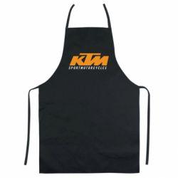 Кольоровий фартух KTM Sportmotorcycles