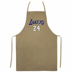 Цветной фартук Lakers 24