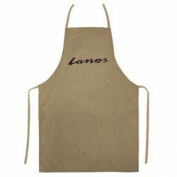 Кольоровий фартух Lanos Logo