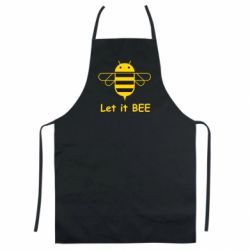 Цветной фартук Let it BEE Android